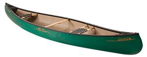 Plastic Canoe